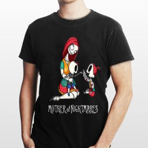 Mother Of Nightmares Jack Skellington and Sally shirt