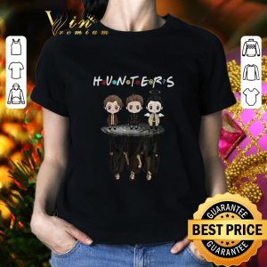 Official Hunters Supernatural reflection mirror water Friends shirt