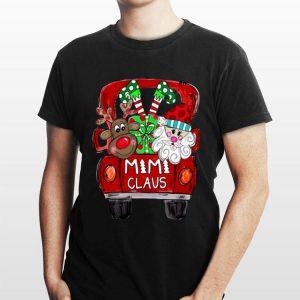 Reindeer Mimi Claus Christmas shirt