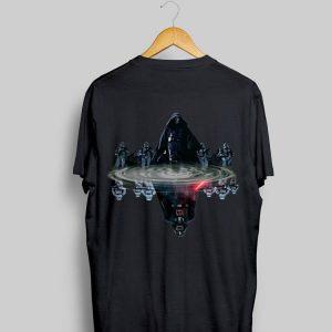 Star Wars Dark Vader Reflection Mirror Water shirt