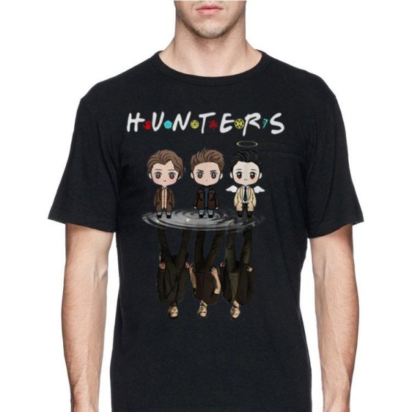 Supernatural Reflection Mirror Water Friends Hunters shirt