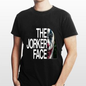 The Jorker Face The North Face shirt