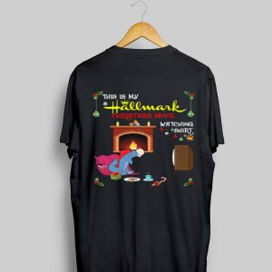 This Is My Hallmark Movie Watching Eeyore shirt