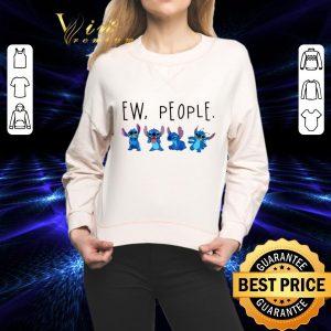 Top Stitch ew people shirt