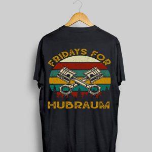 Vintage Fridays For Hubraum shirt