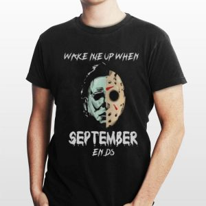 Wake Me Up When September Ends Jason Voorhees Michael Myers