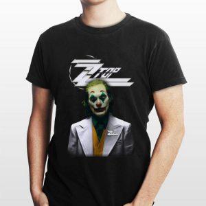Zz Top Joaquin Phoenix Joker shirt