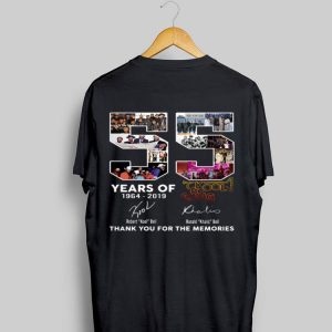 55 years of Kool And The Gang thank you for the memories Signatures sweater