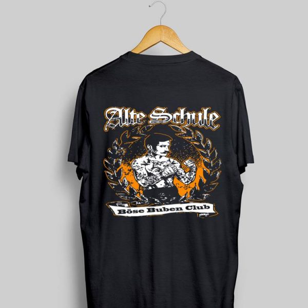 Alte Schule Bose Buden Club shirt