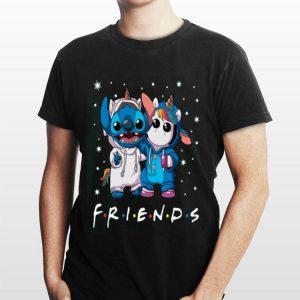 Baby Stitch and Unicorn Friends shirt