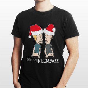 Beavis and Butt-Head Merry Kissmayass shirt