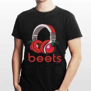 Beetroot Headphone Beets By Dwight shirt