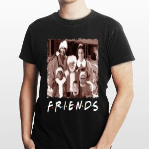 Christmas Movies Friends TV Show shirt