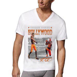Cleveland Browns Rashard Higgins Hollywood Signature shirt