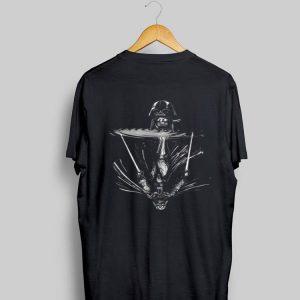Darth Vader Chibi Water Reflection shirt