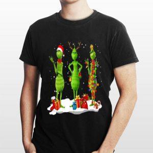 Grinch Merry Christmas shirt