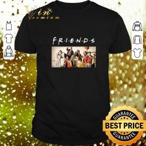 Hot Friends TV Glee Cast Rolling Stone shirt