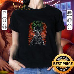 Hot Joker and Batman shirt