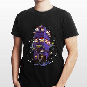 Knight Bus Harry Potter Chibi Characters shirt