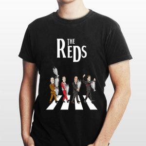 Liverpool The Reds UEFA Champion league shirt