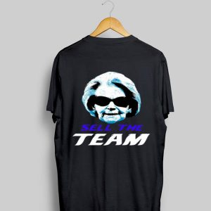 Martha Ford Sell The Team sweater