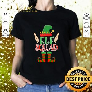 Original Family Elf Squad Christmas shirt
