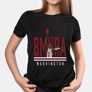 Rui Hachimura 8Mura Washington shirt