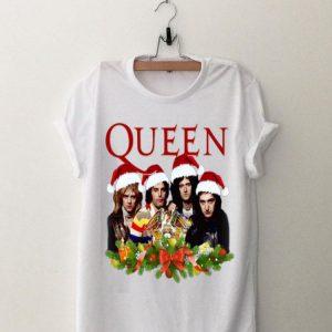 Santa Queen Christmas shirt