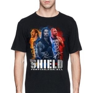 what does seth rollins shirt stand for