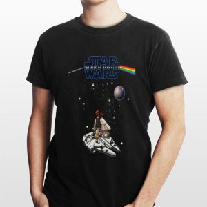 The rise of skywalker Star Wars shirt