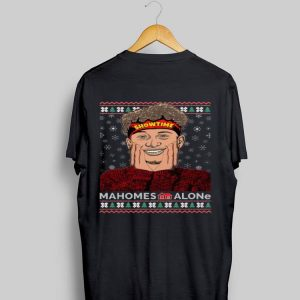 Ugly Christmas Patrick Mahomes Home Malone Showtime Mahomes Alone sweater