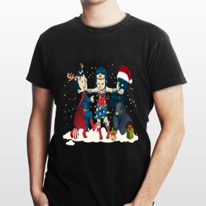 Wonder Woman Batman Vs Superman Chibi Christmas