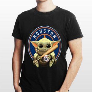 Baby Yoda Houston Astros shirt