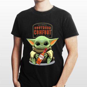 Baby Yoda Hug Southern Comfort shirt