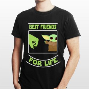 Best friends for life Baby Yoda sweater