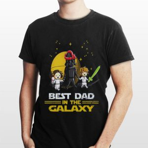 Darth Vader Best Dad In The Galaxy shirt