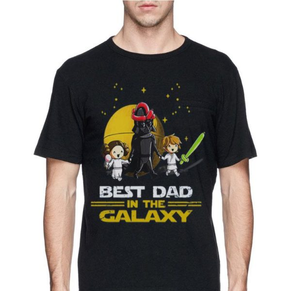 Darth Vader Best Dad In The Galaxy shirt