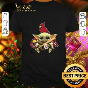 Hot Baby Yoda St Louis Cardinals shirt