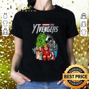 Hot Marvel Avengers Endgame Yorkshire Terrier YTvengers shirt