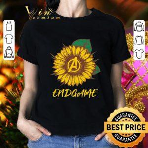 Hot Sunflower Marvel Avengers Endgame shirt