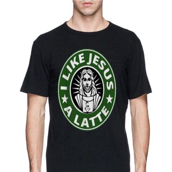 I like Jesus a latte sweater