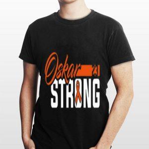 Oskar 23 Strong Awareness Cancer shirt
