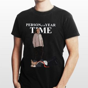 Person Of The Year Time Greta Thunberg And Donald Trump shirt