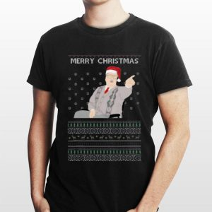 Phoenix Nights Brian Potter Merry Christmas Ugly Christmas sweater