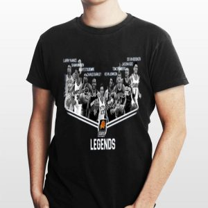 Phoenix Suns Legends signature shirt