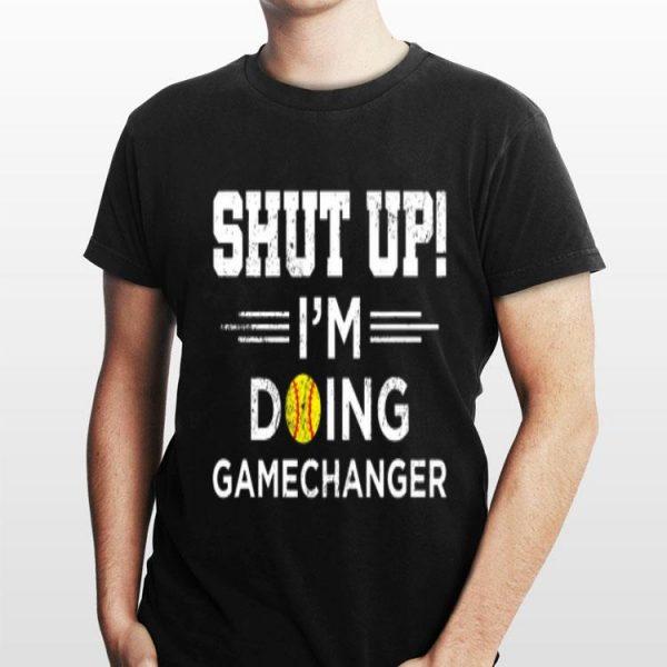 Shut up I'm doing gamechanger sweater