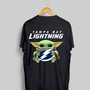 Tampa Bay Lightning baby Yoda shirt