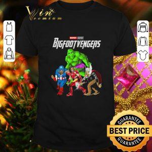 Top Bigfoot Bigfootvengers Marvel Avengers Endgame shirt