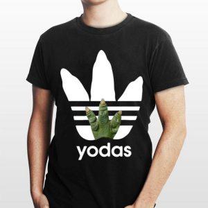 Baby Yoda adidas Yodas shirt