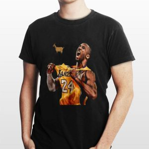 Kobe Bryant Los Angeles Lakers Rip shirt
